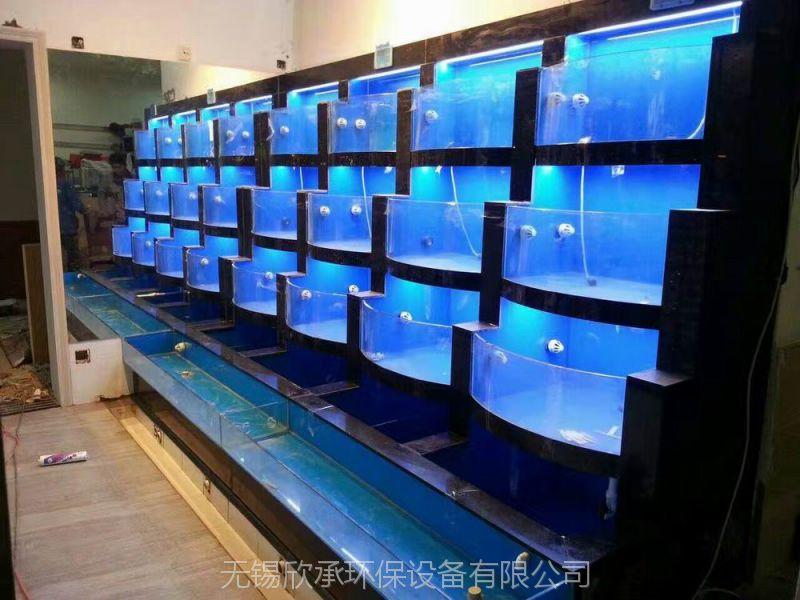 铂金服务昆山定做鱼缸价格长期优惠便宜昆山大鱼缸设计施工13218852396