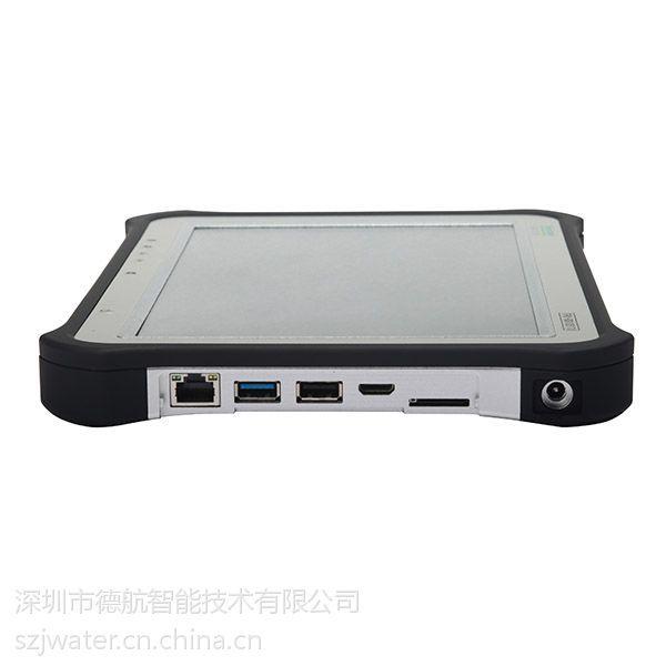 德航智能TPC-GS1053H用于特种计算机行业加固手持平板