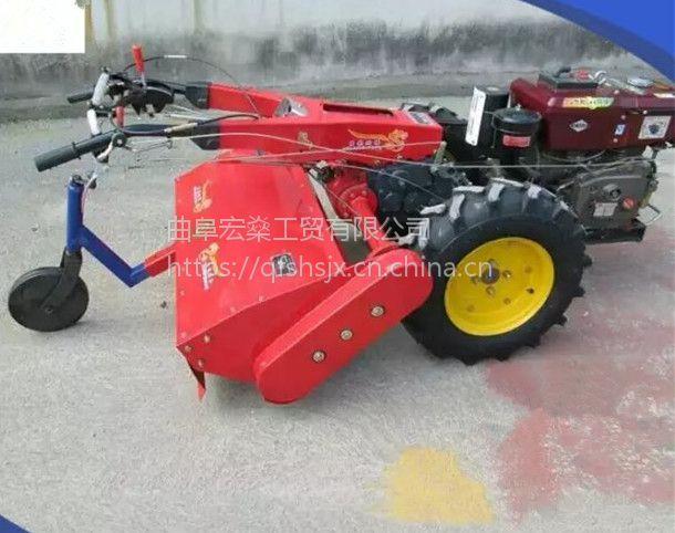 小型手扶拖拉机旋耕机 水田旱地两用机手扶拖拉机耕地机