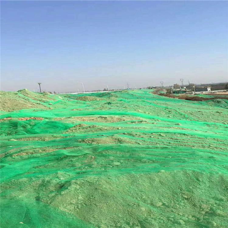 盖土网 防尘网 1针半盖土网价格