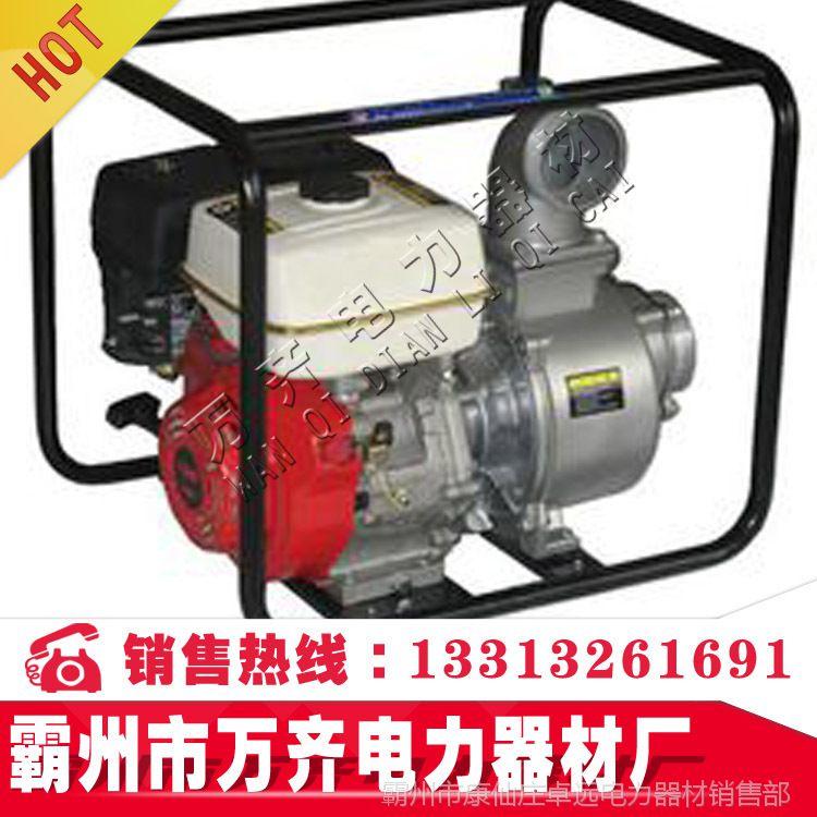 超强动力大流量 卧式双回路汽油自吸泵