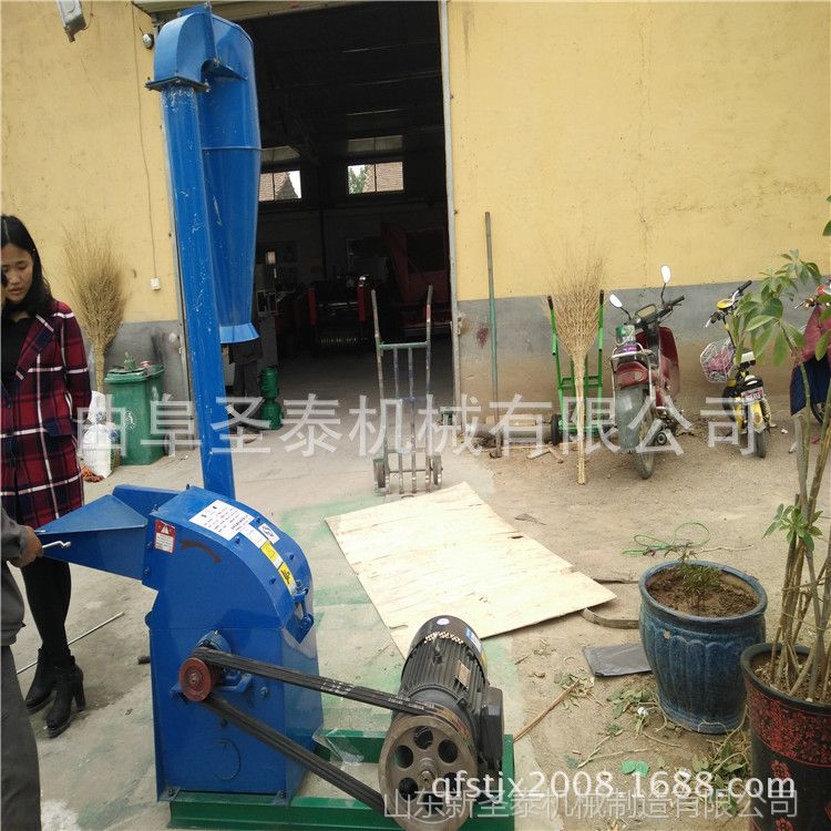 圣泰秸秆粉碎机 小麦秸秆粉碎还田机 秸秆粉碎机大概多少钱