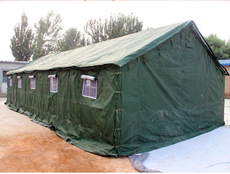 厂家直销亚图卓凡帆布、 施工、 军公用、工地工程、防雨防晒帐篷,三层帐一居室