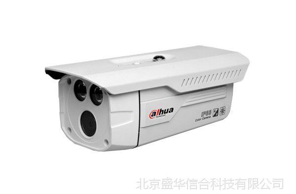 盛华信合供应大华720线50米红外双灯枪式摄像机