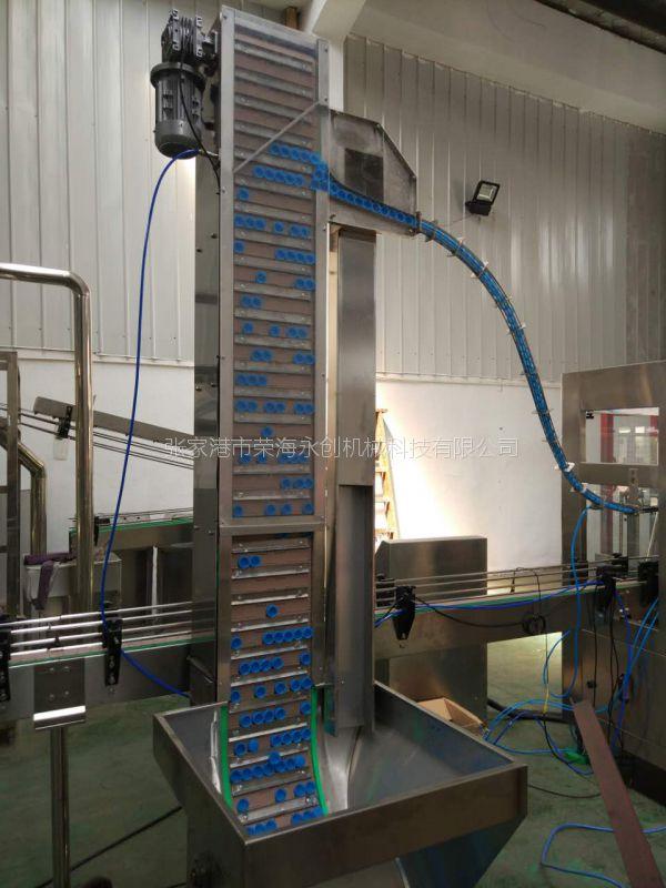 新款XGF18-18-6矿泉水纯净水水饮料成套生产线 三合一 灌装机纯水生产线