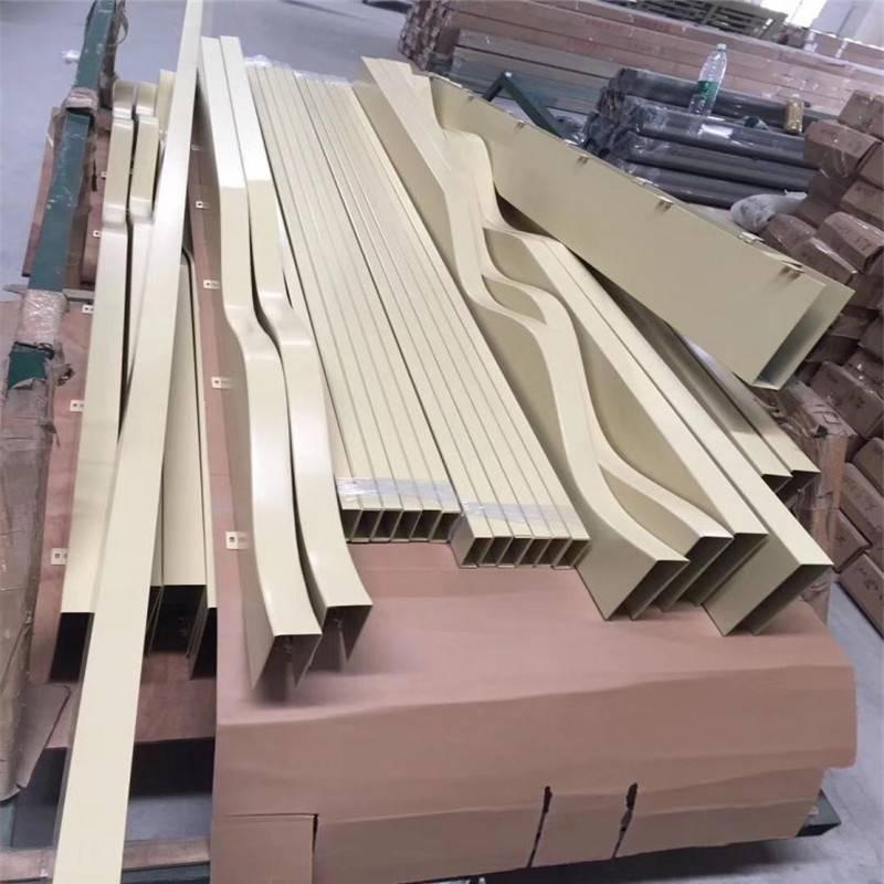 广州德普龙室外铝合金方通装饰欢迎选购