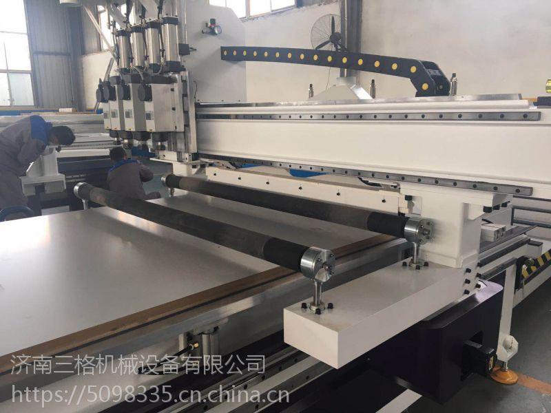 济南做木工开料机的厂家哪家好▲济南板式家具优秀开料机厂家