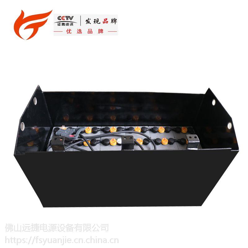 叉车蓄电池 蓄电池组 杭叉叉车电池6VBS390-48V佛山远捷厂家直销