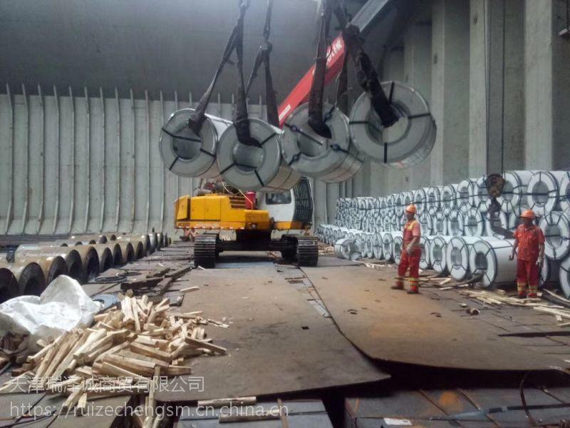 镀锌板天津厂家首钢唐钢国丰资源镀锌板报价DX51D