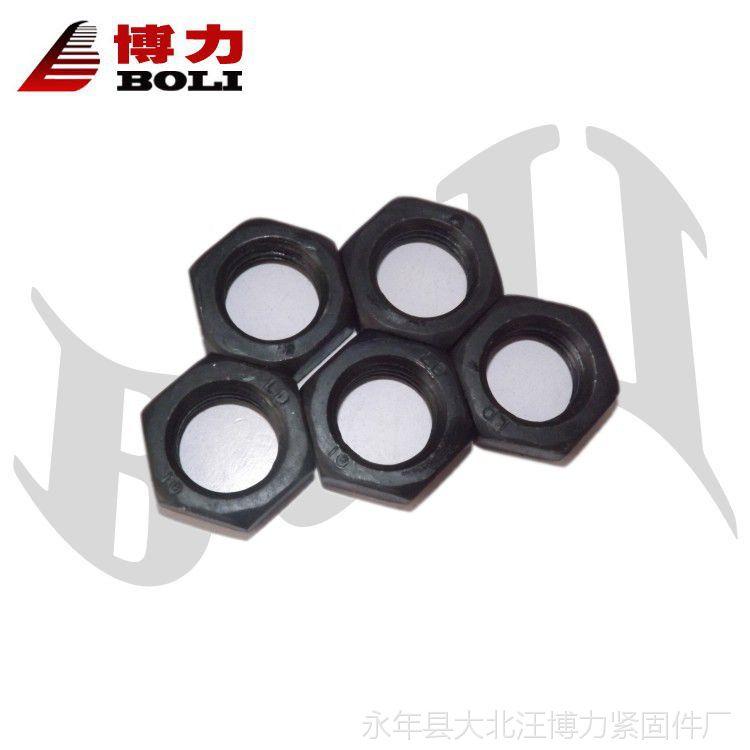 现货供应 8.8级螺母 4.8级螺母 元母 六角母 四方母 异型件