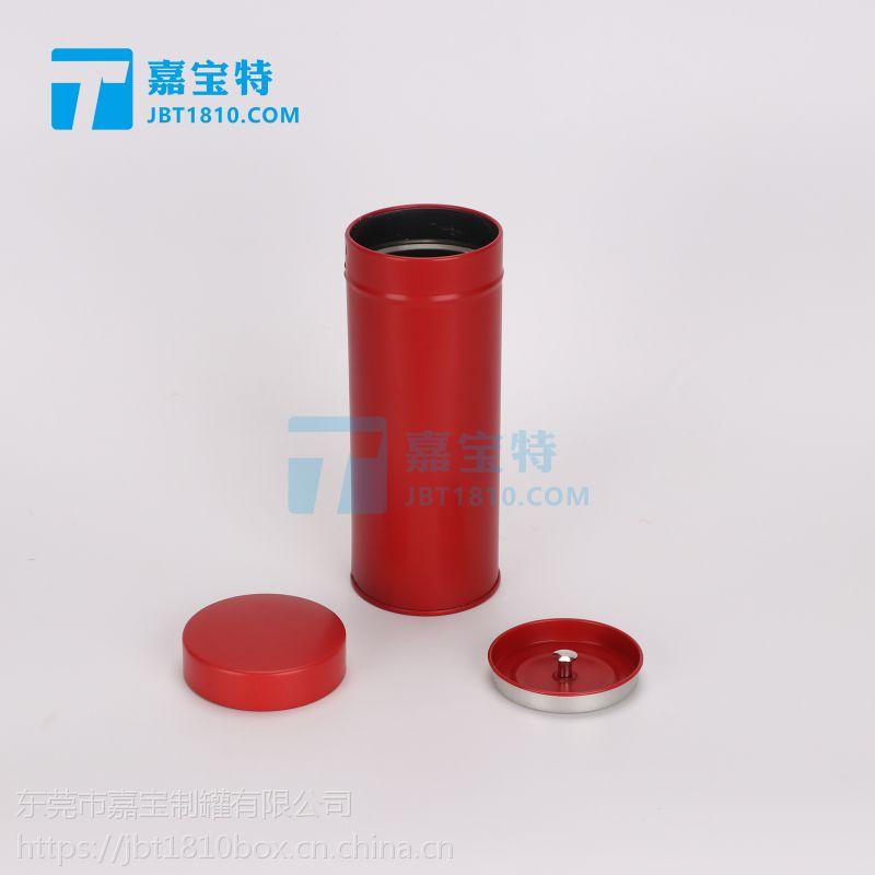 50克玫瑰花茶包装马口铁罐有机绿茶红茶铁罐包装化橘红罗汉果铁盒包装