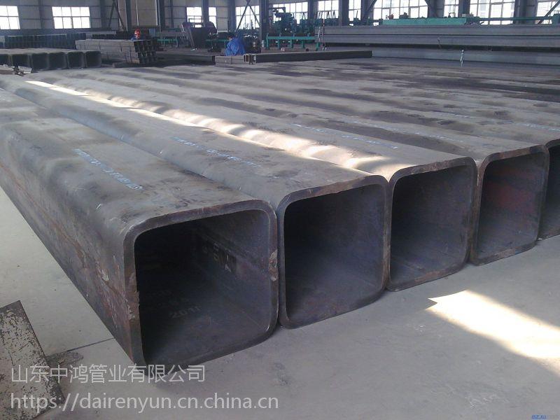 山东小口径无缝方钢管 q235方管 冷拔异形管