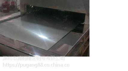 高雄批发零售优质301镀镍不锈钢带 301超薄 无磁不锈钢带 可开平分条 加工