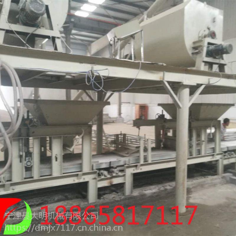 湖南/FS外墙板设备/提高工作效率匀质板设备厂房保温模板/专业生产厂家