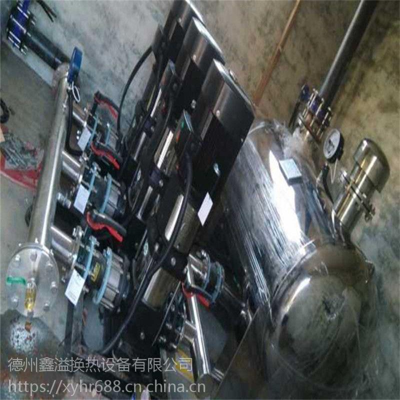 智能变频供水设备 全自动无负压供水设备 优势