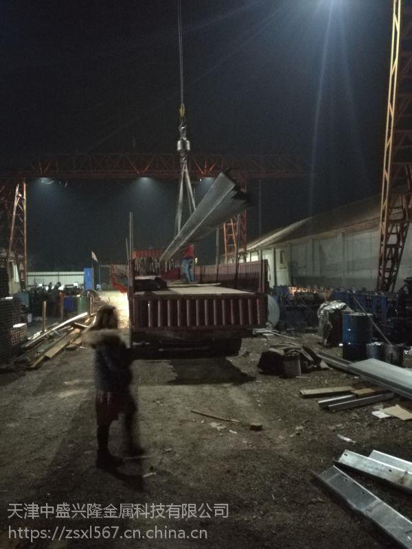 天津冷弯C型钢加工厂家,太阳能光伏支架