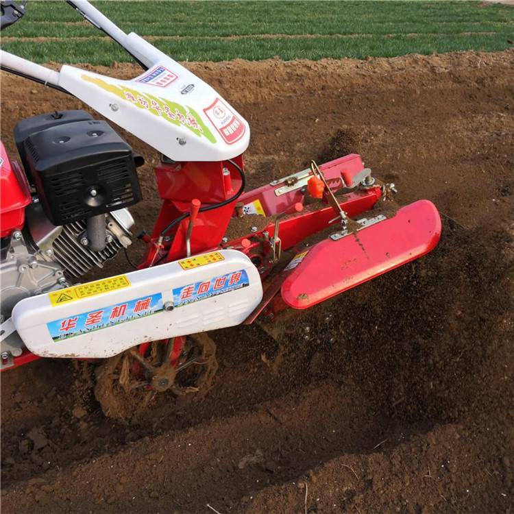 葱姜开沟培土机图片 农用小型培土开沟机参数