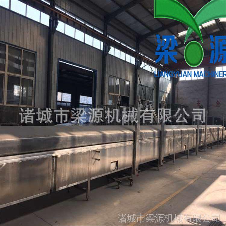 全自动大型鱼豆腐生产机器设备厂家直供自动化鱼豆腐流水线