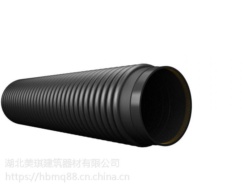 500mm市政施工项目用G-HWP热态缠绕管