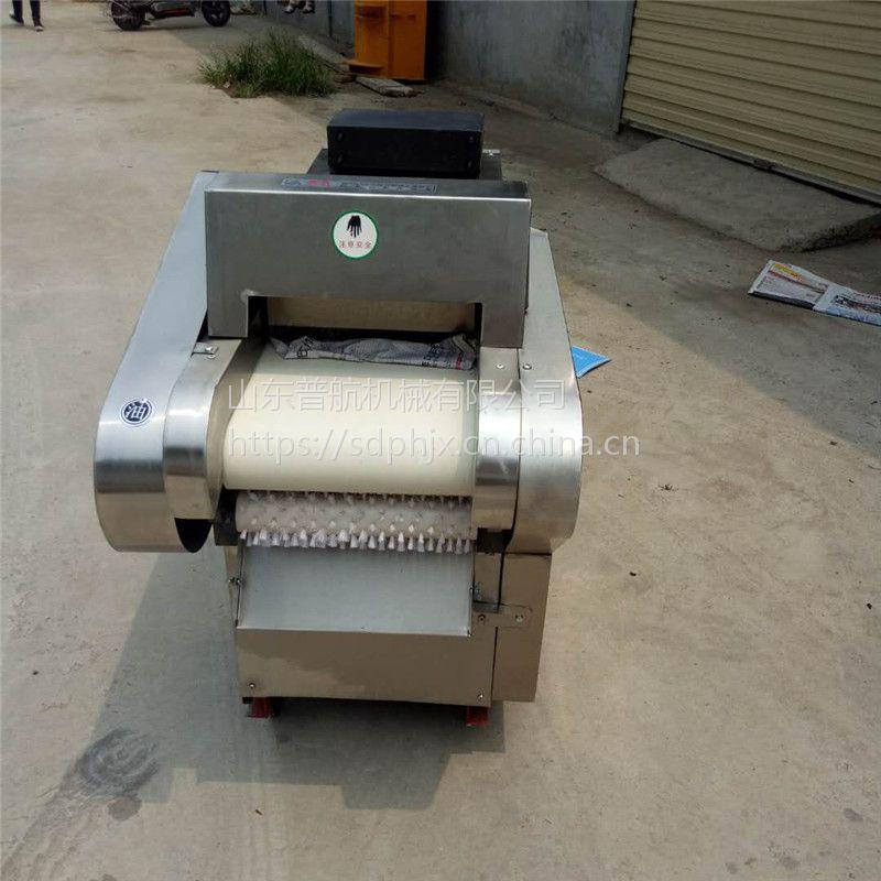 660型果蔬加工设备 多功能切菜机普航直销 土豆切片 切丝机厂家