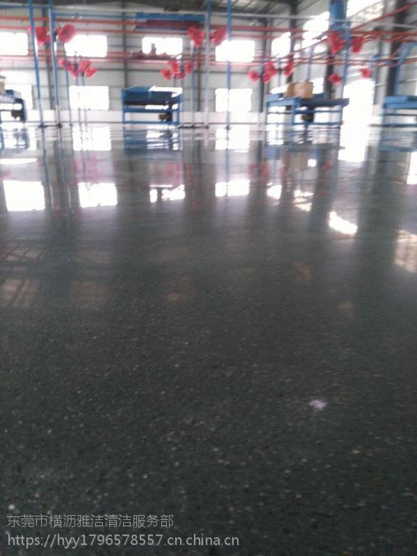 陆丰市潭西镇混凝土起尘脱砂处理+内湖厂房地面硬化翻新
