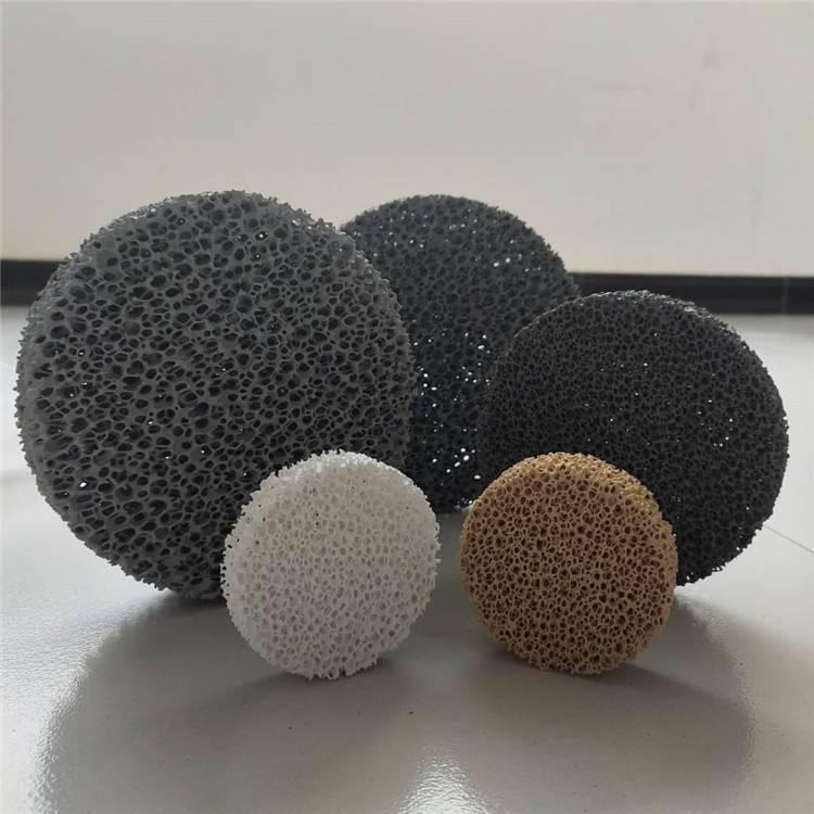 晨宇牌铸造用陶瓷过滤网出口日本