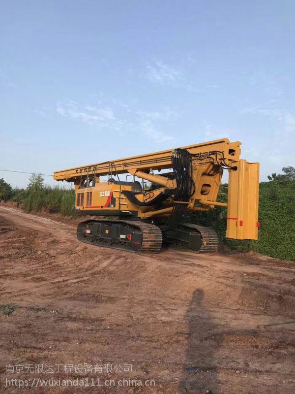 贵州有台出厂5个月的360旋挖钻机出租