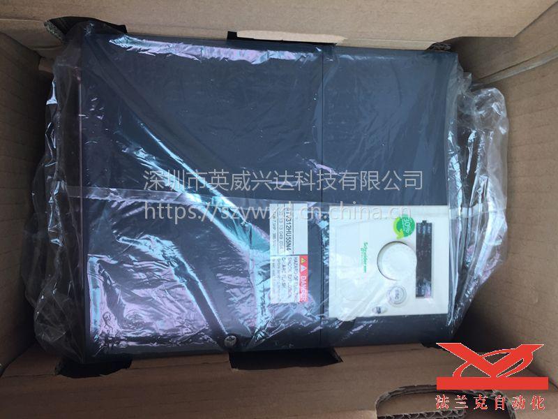 ATV312HU55N4 施耐德变频器维修 没显示故障修复