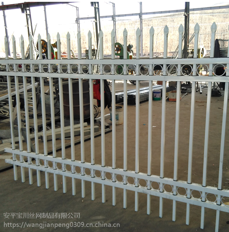 宝川厂家直销护栏锌钢护栏铁艺护栏围栏护栏围墙护栏铁艺围墙栏杆小区铁艺护栏