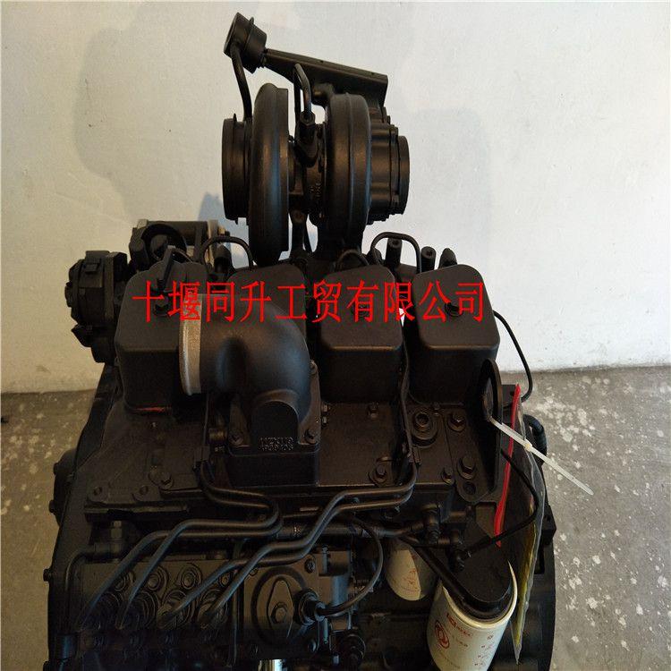 神钢SK270D挖机专用康明斯6CTA8.3排量柴油发动机总成