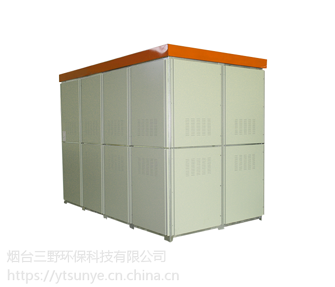 SY-800高温固体蓄热式电锅炉 低谷电高压电自储能蓄热锅炉厂家