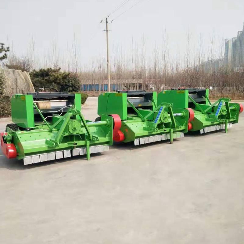 秸秆粉碎粉碎打捆机价格优惠促销 江西1300玉米秸秆粉碎回收机