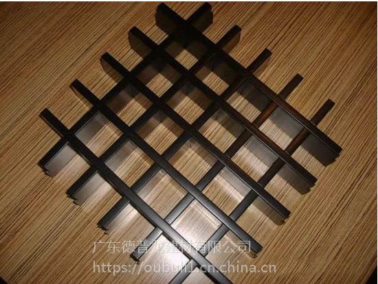 广州德普龙塔型铝格栅安装简单厂家报价