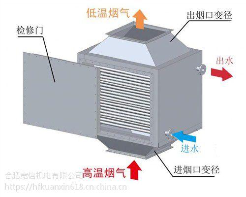 余热回收 酒店锅炉烟气余热回收 换热器宽信供