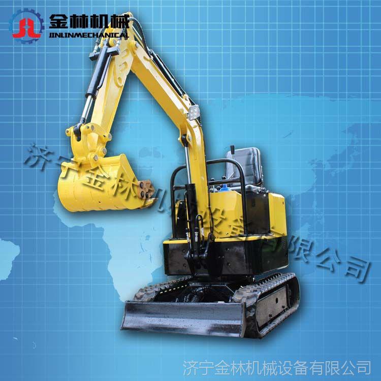 山西太原月底促销小型挖掘机生产全新迷你农用挖掘机