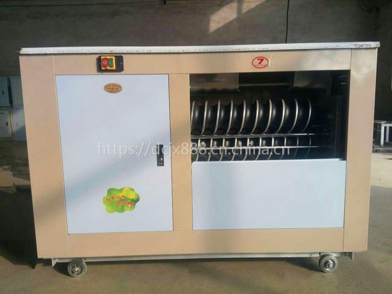 安徽全自动圆馒头机多少钱一台 德仕达馒头生产线定制