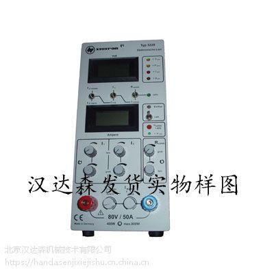 15238657490供应德国Statron变频电源2258.1 0 - 48V / 0 - 20A