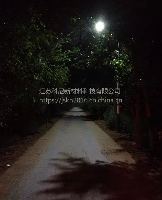柳州太阳能路灯安装方法 梧州乡村道路太阳能路灯哪里买
