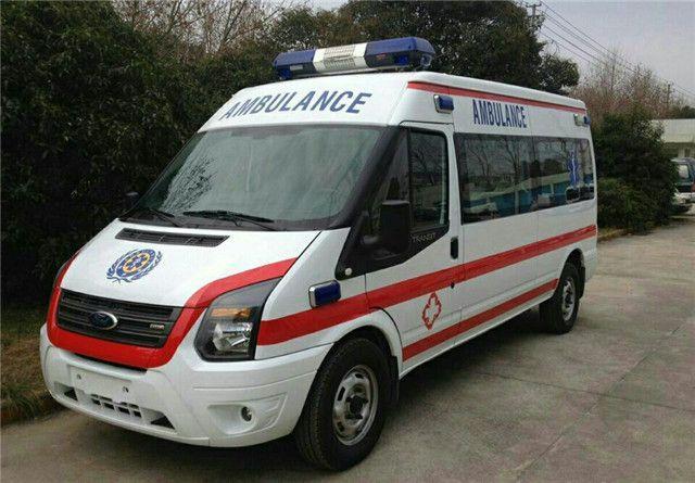 湖北程力专业救护车改装 120救护车型号