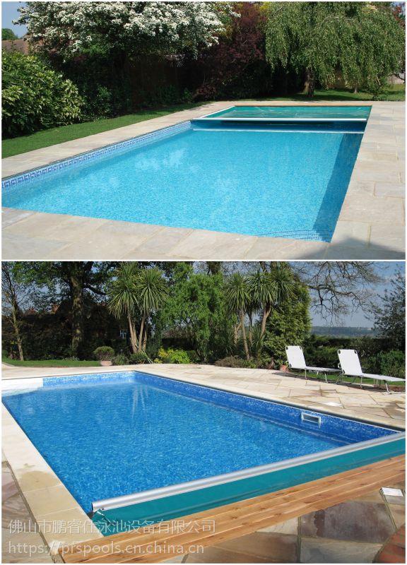 电动泳池盖 推荐 鹏睿仕泳池覆盖工程 安全防护工程系统