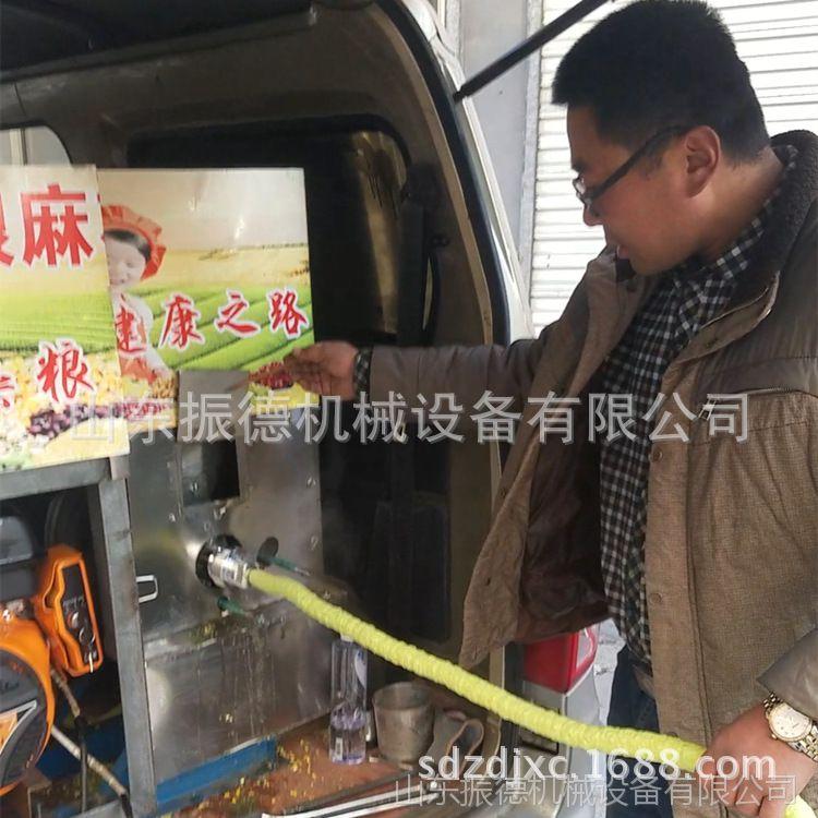 七用膨化机价格是多少 暗仓汽油膨化机 振德  多花型玉米膨化机