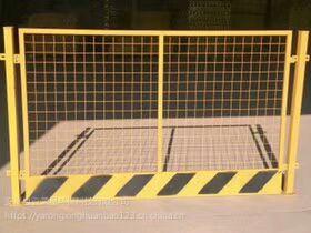 筑基护栏生产厂家@电梯口预留洞口施工围栏@基坑临边护栏网