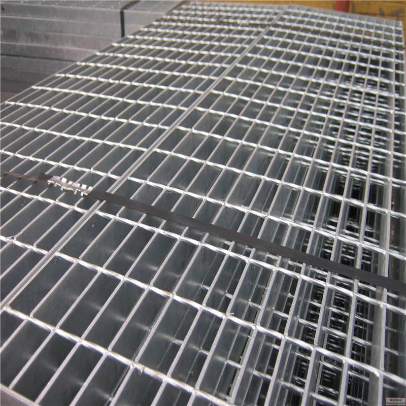 热浸锌钢格板 天津钢格板 钢梯踏步板哪家好