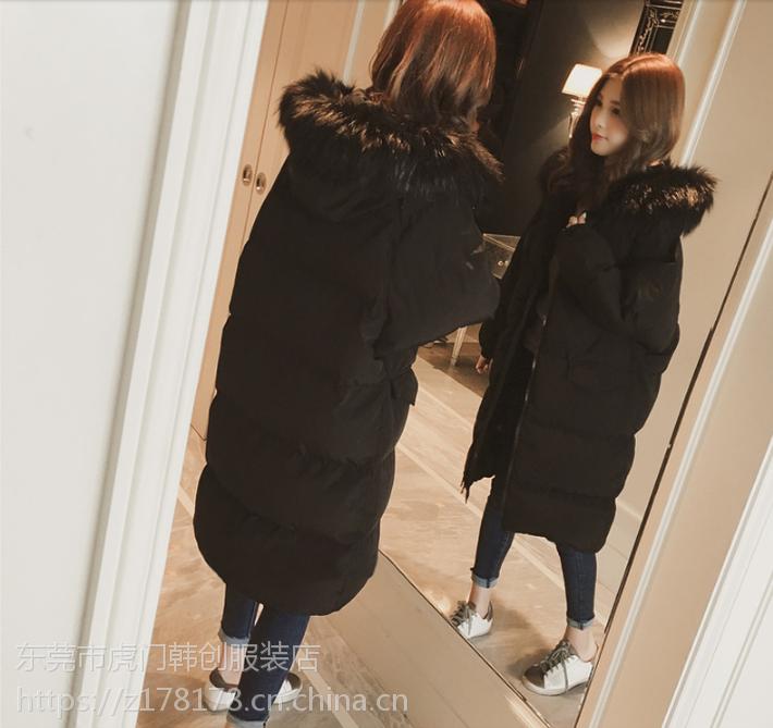 冬季女装外套韩版时尚杂款棉衣清货女士羽绒服地摊货批发工厂直销女士棉袄