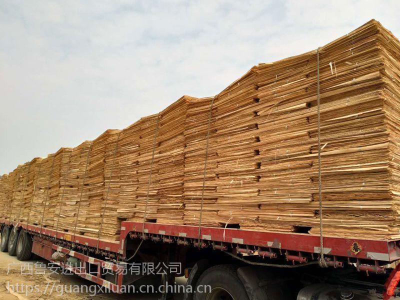 广西鲁安长期生产各种规格的优质桉木板皮。