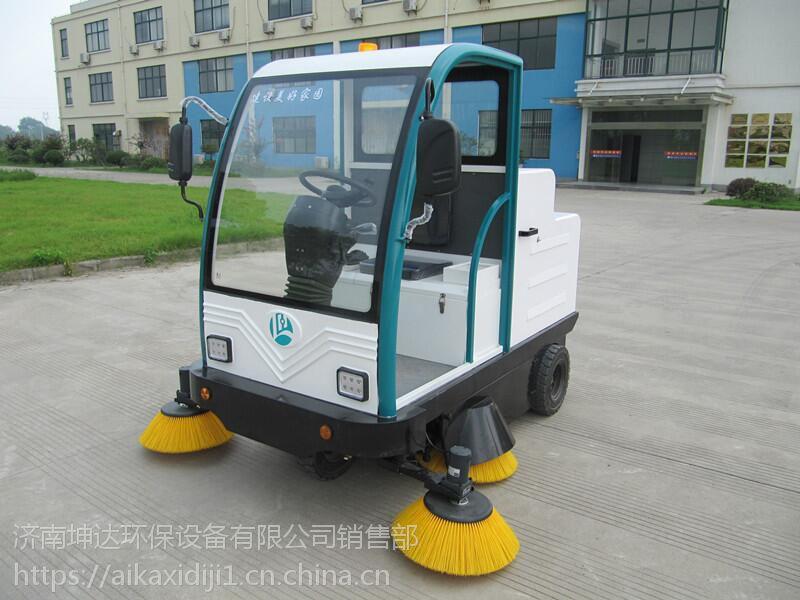 聊城驾驶扫地车 专业扫地车手推式扫地机