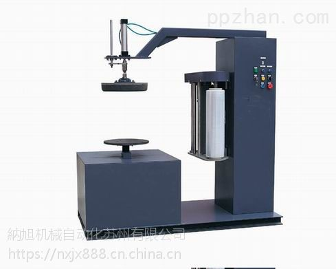压顶型缠绕机HTZK全自动压顶型缠绕机