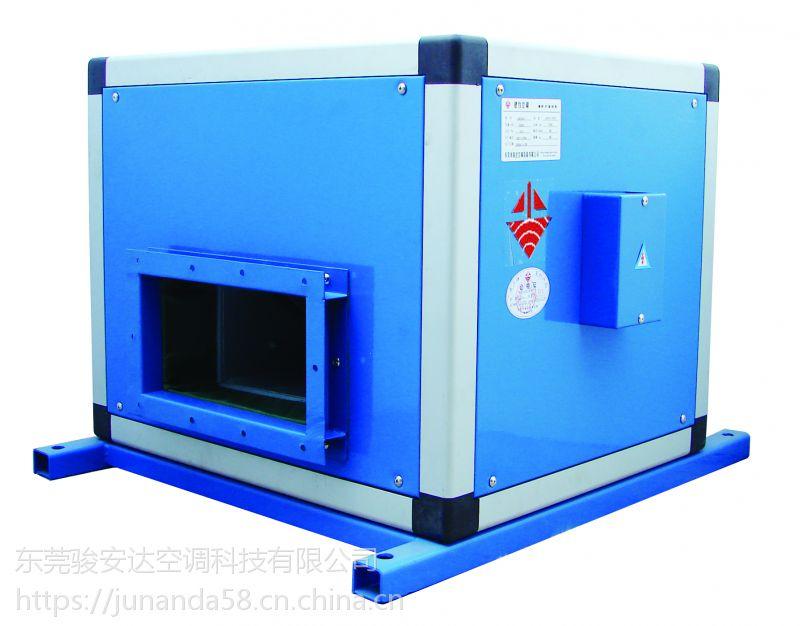 深圳鲜风柜 9000风量环保抽风机 皮带传动新风柜直接传动送风柜