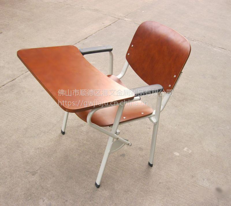 佛山港文家具简约现代实木桌椅来图定制厂家特卖