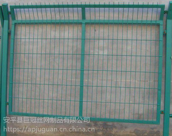 框架护栏网 浸塑护栏网 边框护栏网